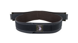 Serola's SI Belt provides excellent back support.