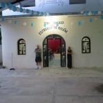 church entrance doors