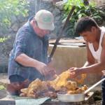 Chicharrones - deep fried pork rinds